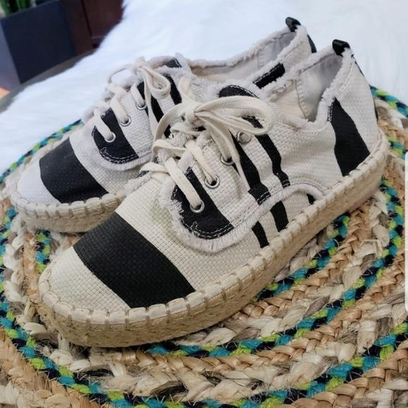 6b8203b6c DV by Dolce Vita Shoes | Dv Dolce Vita 6 Black White Stripe ...